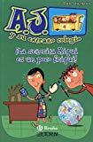 ¡La señorita Riqui es un poco friqui! (Spanish Edition) (A.j. Y Su Extrano Colegio)