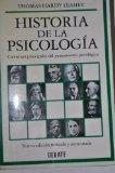 Historia de la psicologia / History of Psychology (Spanish Edition)