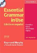 Essential Grammar in Use with Answers and CD-ROM Spanish Edition