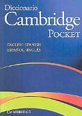 Diccionario Cambridge Pocket Para Estudiantes de Ingles