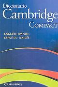 Diccionario Cambridge Compact Para Estudiantes de Ingles