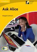 Ask Alice Level 2 Elementary/Lower-intermediate