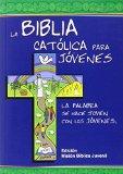 BIBLIA CATOLICA PARA JOVENES MISION JUNIOR