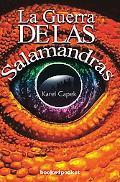 Guerra de las salamandras, La (Books4pocket Narrativa) (Spanish Edition)