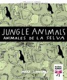 Jungle Animals /Animales de la selva (Two Little Libros) (English and Spanish Edition)