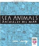 Sea Animals / Animales del mar (Two Little Libros) (English and Spanish Edition)