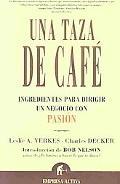 Taza De Cafe Ingredientes Para Dirigir un Negocio Con Pasion