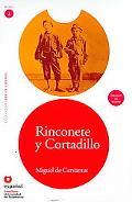 Rinconete y cortadillo (Libro + CD) (adaptacin)