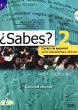 Sabes 2 Student Book (Spanish Edition)
