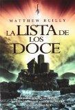 La lista de los doce / Scarecrow (Spanish Edition)