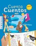 Cuenta cuentos de 3 minutos (Libros de Lectura) (Spanish Edition)