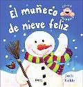 El mueco de nieve feliz