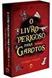 Livro Perigoso Para Garotos - Edicao de Bolso Com (Em Portugues do Brasil)