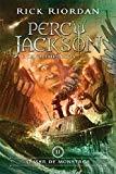 O Mar de Monstros - Volume 2. Série Percy Jackson e os Olimpianos (Em Portuguese do Brasil)