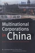 Multinational Corporations in China Benefiting from Structural Transformation
