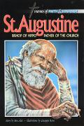 St. Augustine, Bishop Of Hippo Father Of The Church