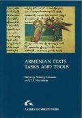 Armenian Texts, Tasks and Tools