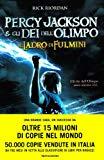 Il ladro di fulmini (Italian Edition)