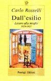 Dall'esilio: Lettere alla moglie : 1929-1937 (Italian Edition)
