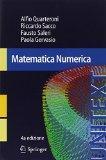Matematica Numerica (UNITEXT / La Matematica per il 3+2) (Italian Edition)
