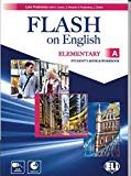 FLASH ON ENGLISH ELEMENTARY STUD&WORK A+CD