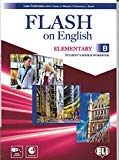 FLASH ON ENGLISH ELEMENTARY STUD&WORK B+CD