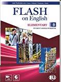 FLASH ON ENGLISH ELEMENTARY STUD&WORK B+CD