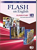 FLASH ON ENGLISH ELEMENTARY TEACHER'S B+CD