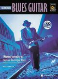 Blues Guitar Intermediaire : Intermediate Blues Guitar (French Language Edition), Book and CD