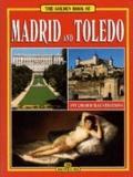 Golden Book Madrid and Toledo: English Edition
