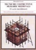 Tecniche Costruttive Murarie Medievali : Il Lazio Meridionale