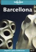 Barcellona (Lonely Planet City Guide) (Italian Edition)