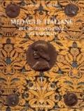 Medaglie Italiane Del Museo Nazionale Del Bargello