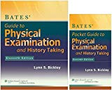 Bates Physical Examination and History Taking Text and Pocket Guide Package Two Book set Bat...