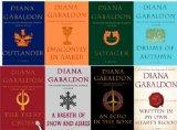 Complete Diana Gabaldon Outlander Series Eight Book Hardcover Set [Outlander, Voyager, Drago...
