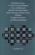 Nicholas of Cusa on Christ and the Church Essays in Memory of Chandler McCuskey Brooks for t...