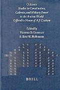 Oikistes Studies in Constitutions, Colonies, and Military Power in the Ancient World, Offere...