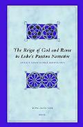 Reign of God And Rome in Luke's Passion Narrative An East Asian Global Perspective
