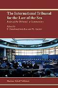 Rules of the International Tribunal for the Law of the Sea A Commentary