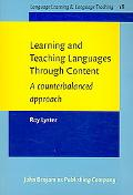 Learning and Teaching Languages Through Content A Counterbalanced Approach