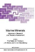 Marine Minerals Advances in Research and Resource Assessment