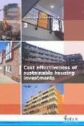 Cost Effectiveness of Sustainable Housing Investments