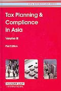 Tax Planning & Compliance in Asia