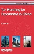 Tax Planning for Expatriates in China