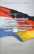 Legal Dictionary Dutch-German