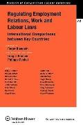 Regulating Employment Industrial Relations and Labour Law Intl Co