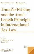 Transfer Pricing Arms Length Principle International Tax Law