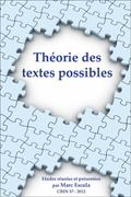 Th�orie des Textes Possibles