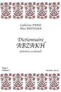 Dictionnaire Abzakh (Tcherkesse Occidental)