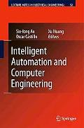 Intelligent Automation and Computer Engineering (Lecture Notes in Electrical Engineering)